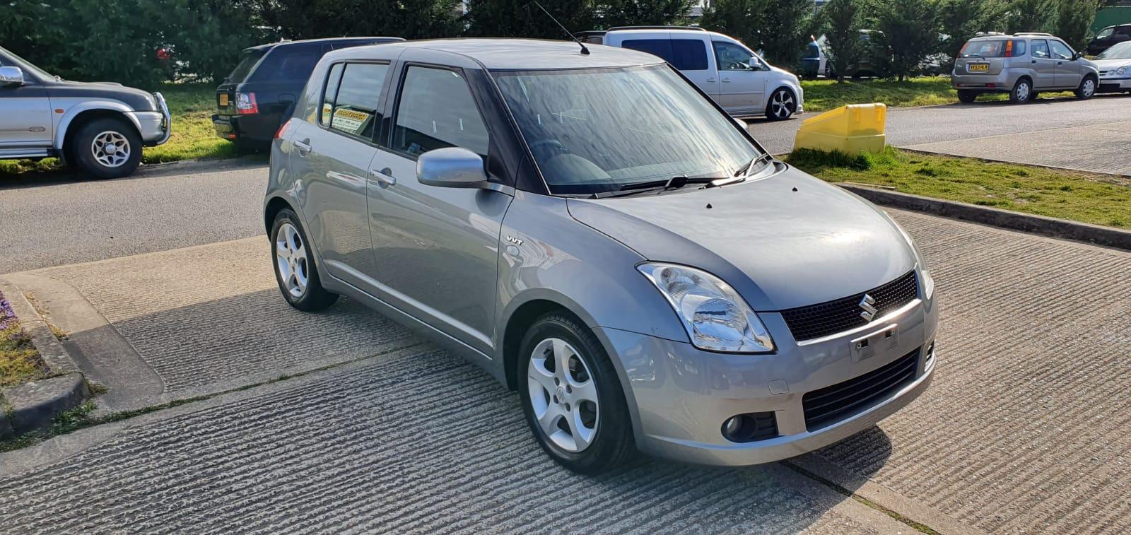 2006/56 Suzuki Swift GLX, 1.5 Petrol, Manual, 74200 Miles, Full History